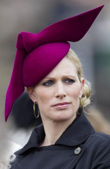 Zara Phillips Latest Photo