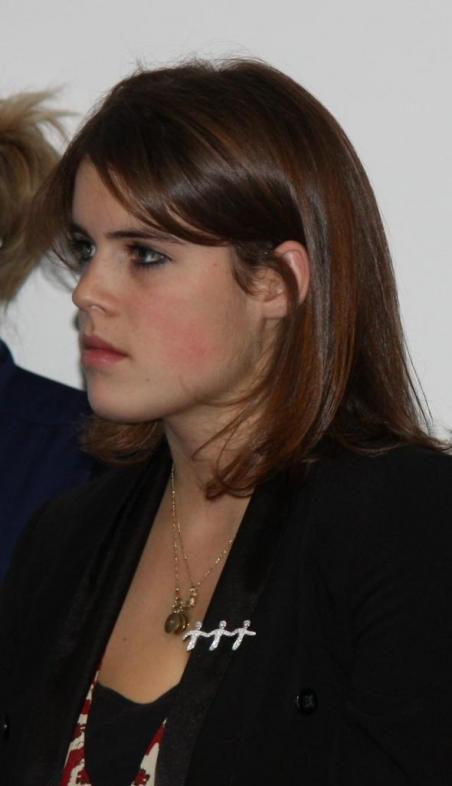 Princess Eugenie Latest Photo