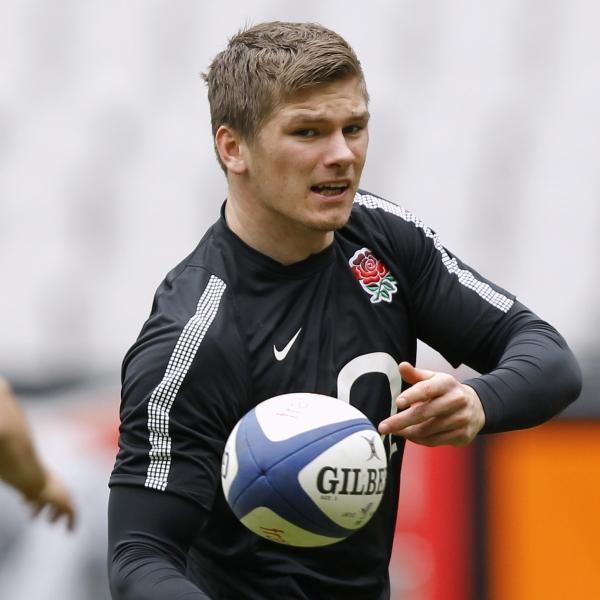 Owen Farrell HD Images