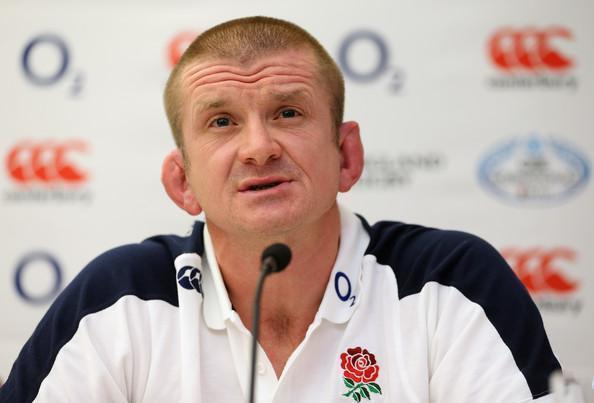 Graham Rowntree HD Images