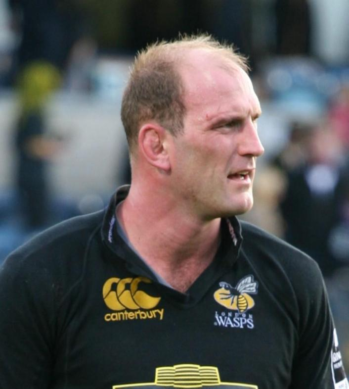 Lawrence Dallaglio Latest Wallpaper