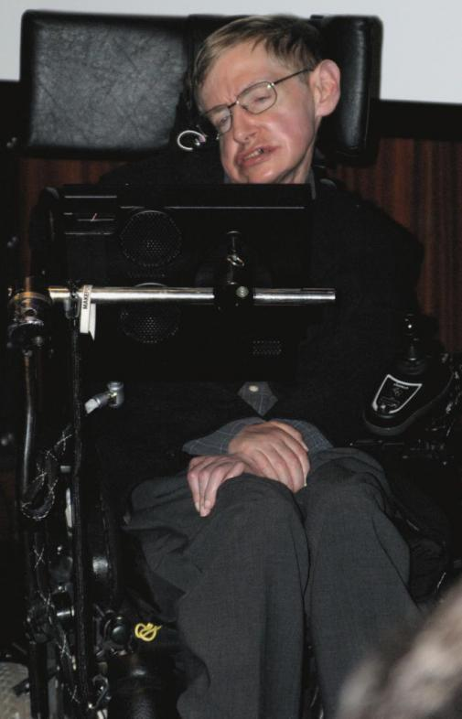 Stephen Hawking HD Images