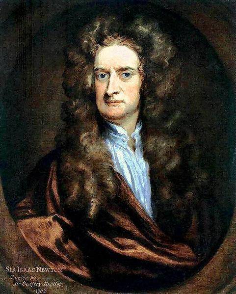 Sir Isaac Newton Latest Wallpaper