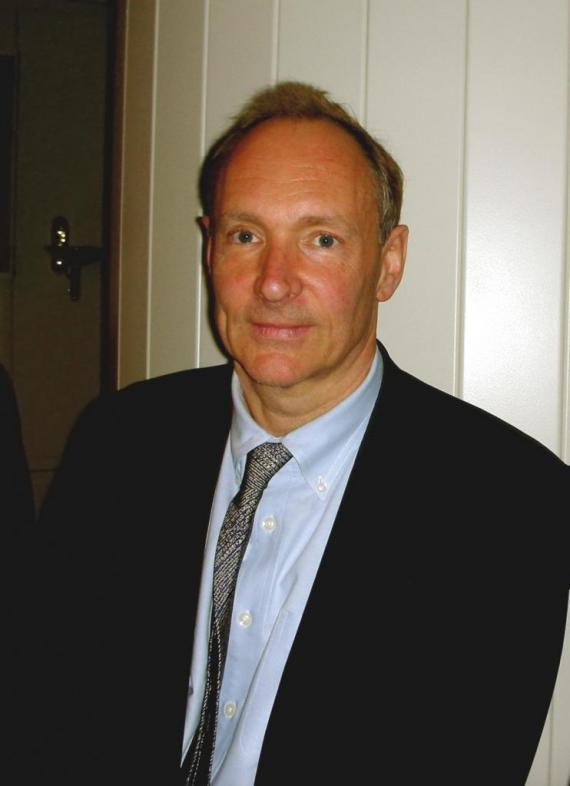 Tim Berners Lee Latest Photo