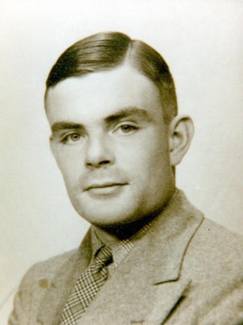 Alan Turing HD Images