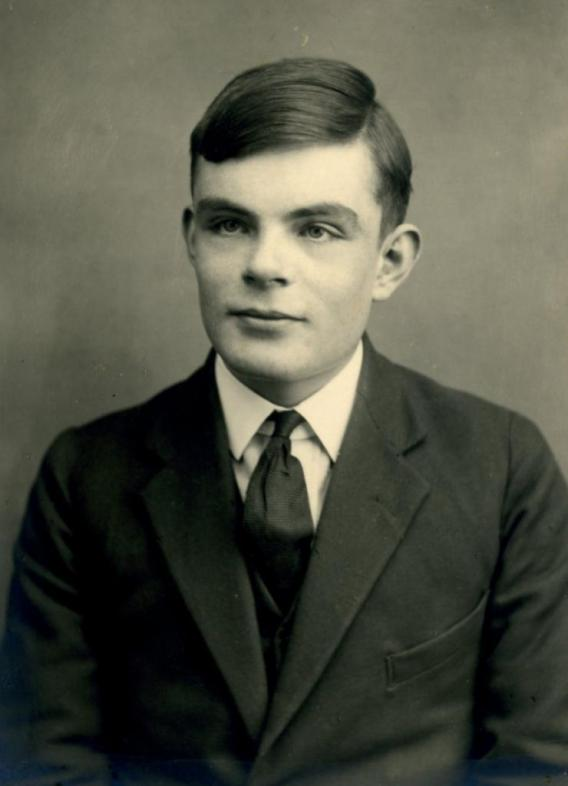 Alan Turing HD Wallpapers