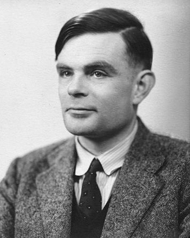Alan Turing Latest Photo