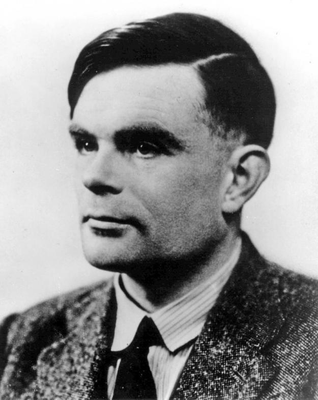 Alan Turing Latest Wallpaper