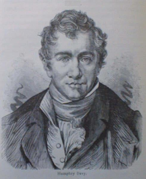 Humphry Davy HD Images