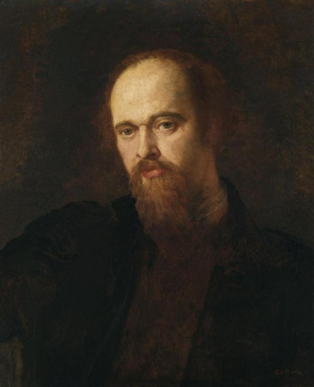 George Frederic Watts Latest Photo
