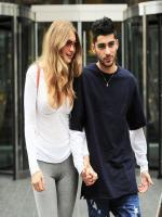 Lovebirds Gigi Hadid and Zayn Malik