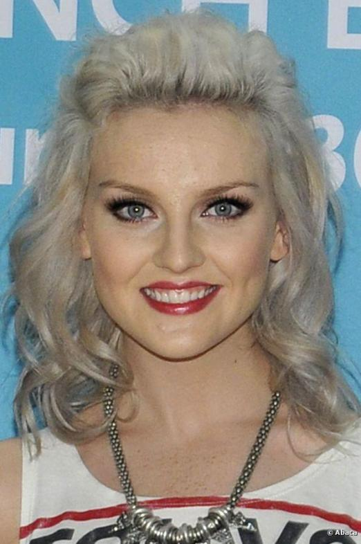 Perrie edwards natural hair color