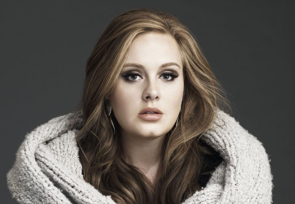 Adele Latest Photo