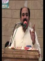 Dr. Muhammad Afzal Khan Dhandla speech