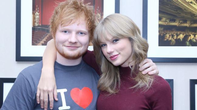 Ed Sheeran & Taylor Swift