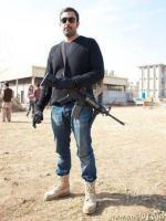 Shaan Shahid in Action