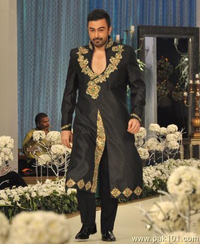 Shaan Shahid Modeling