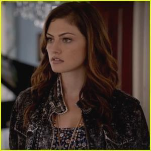 Phoebe Tonkin, Claire Holt & More Say Goodbye To 'Vampire Diaries' o