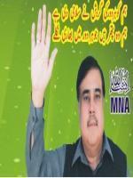 Najaf Abbas Sial Election Banner
