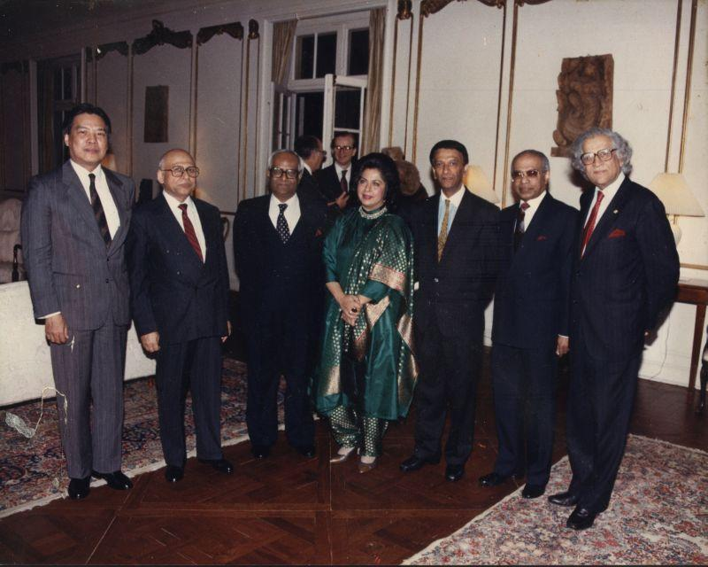 Najaf Abbas Sial group photo