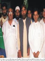 Ch Asad Ur Rehman with Ch Rehman