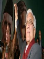 Chaudhry Mahmood Bashir Virk with Nawaz Sharif