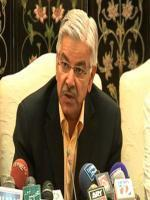 Khawaja Muhammad Asif Answer to media
