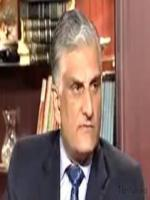 Zahid Hamid Minister of Law,