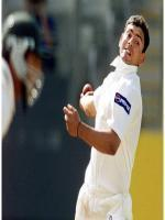 Saqlain Mushtaq In Action