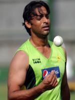 Shoaib Akhtar Fast Bowler