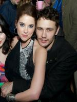 James Franco with Spring Breakers Cre