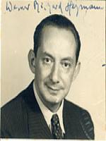 Werner R. Heymann