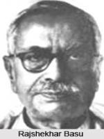 Rajshekhar 'Parashuram' Basu