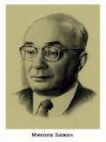 Mykola Bazhan