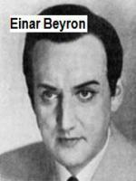 Einar Beyron
