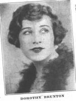 Dorothy Brunton