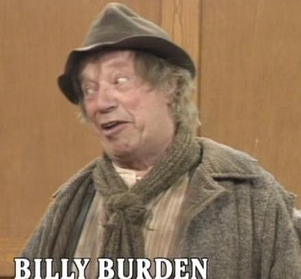 Billy Burden Net Worth