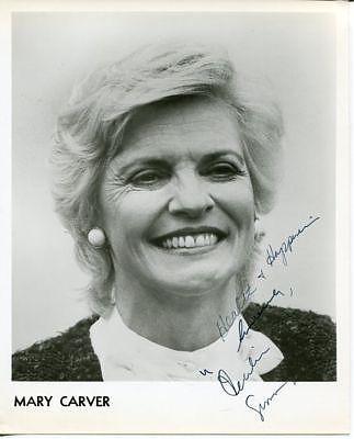 Mary Carver Net Worth