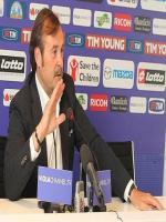 Vincenzo Guerini Press Conference