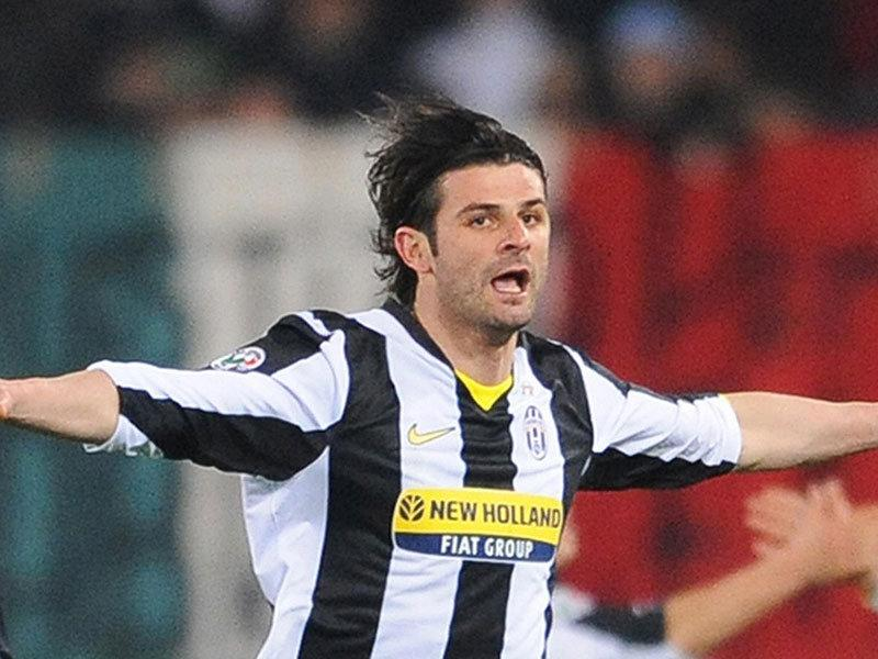 Vincenzo Iaquinta in Action