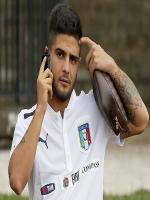 Lorenzo Insigne Photo Shot