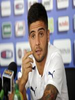 Lorenzo Insigne Speech
