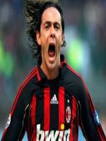 Filippo Inzaghi in Action