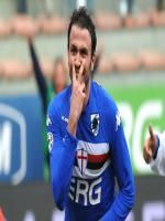 Giampaolo Pazzini in Action