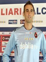 Goalkeeper Player Ivan Pelizzoli