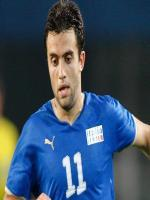 Giuseppe Rossi Photo Shot