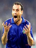 Salvatore Schillaci in Action
