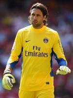 Salvatore Sirigu in Action
