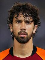 Midfielder Player Damiano Tommasi