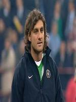 Striker Player Christian Vieri